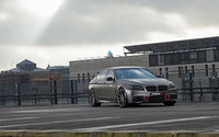 2014 Fostla BMW 550i front side view wallpaper 2560x1600 jpg
