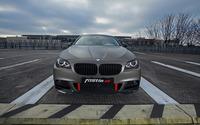 2014 Fostla BMW 550i front view wallpaper 2560x1600 jpg
