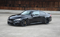 2014 G Power BMW M4 front side top view wallpaper 2560x1600 jpg