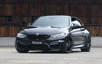 2014 G Power BMW M4 front view wallpaper 2560x1600 jpg