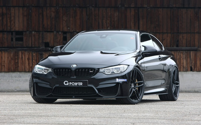 2014 G Power BMW M4 front view wallpaper