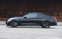 2014 G Power BMW M4 side view wallpaper 2560x1600 jpg