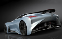 2014 Infiniti Vision Gran Turismo concept back side view wallpaper 1920x1080 jpg