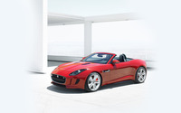 2014 Jaguar F-Type wallpaper 1920x1200 jpg