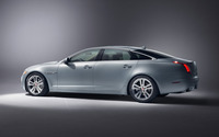 2014 Jaguar XJ wallpaper 2560x1600 jpg