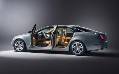 2014 Jaguar XJ [2] wallpaper