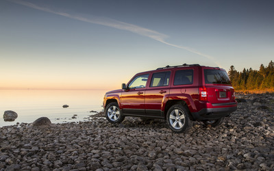 2014 Jeep Patriot MK74 wallpaper