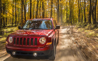 2014 Jeep Patriot MK74 [2] wallpaper 1920x1080 jpg
