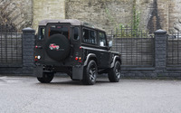 2014 Kahn Land Rover Defender back view wallpaper 2560x1600 jpg