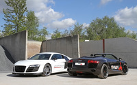 2014 Kman Audi R8 [2] wallpaper 2560x1600 jpg