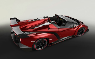 2014 Lamborghini Veneno Roadster [2] wallpaper
