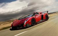 2014 Lamborghini Veneno Roadster wallpaper 2560x1600 jpg