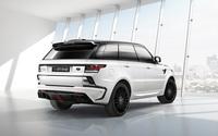 2014 Larte Design Land Rover Range Rover Sport back side view wallpaper 2560x1600 jpg