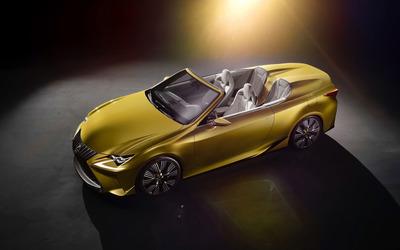2014 Lexus LF-C2 Concept [9] wallpaper