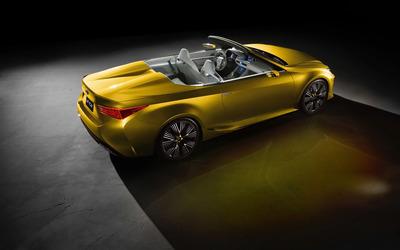 2014 Lexus LF-C2 Concept [10] wallpaper