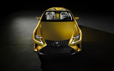 2014 Lexus LF-C2 Concept [2] wallpaper