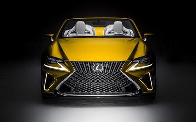 2014 Lexus LF-C2 Concept [3] wallpaper