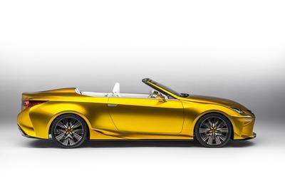 2014 Lexus LF-C2 Concept [6] wallpaper