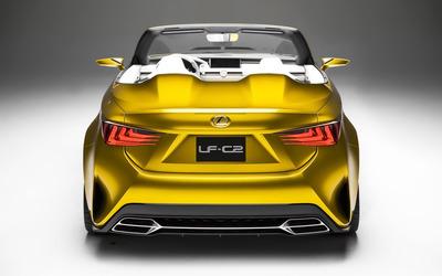2014 Lexus LF-C2 Concept [13] wallpaper