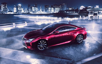 2014 Lexus RC Coupe wallpaper 1920x1200 jpg