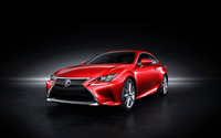 2014 Lexus RC Coupe [3] wallpaper 2560x1600 jpg