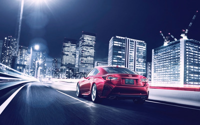 2014 Lexus RC Coupe [2] wallpaper