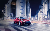 2014 Lexus RC Coupe [4] wallpaper 2560x1600 jpg
