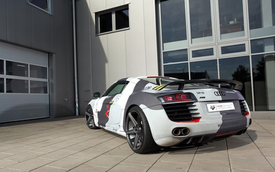 2014 MB Design Audi R8 [3] wallpaper