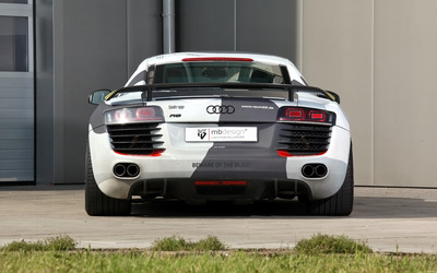2014 MB Design Audi R8 [4] wallpaper