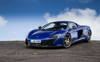 2014 McLaren 650S Spider wallpaper 2560x1600 jpg