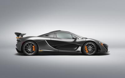 2014 McLaren P1 [5] wallpaper