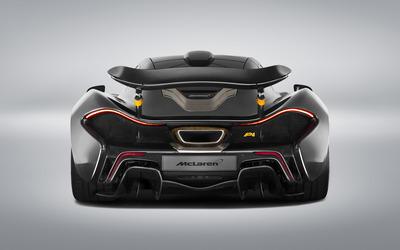 2014 McLaren P1 [4] wallpaper