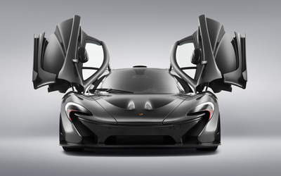 2014 McLaren P1 [3] wallpaper