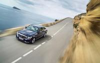 2014 Mercedes-Benz C-Class [2] wallpaper 2560x1600 jpg