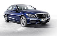 2014 Mercedes-Benz C-Class wallpaper 2560x1600 jpg