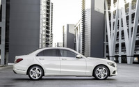 2014 Mercedes-Benz C-Class - C250 AMG Avantgarde wallpaper 2560x1600 jpg