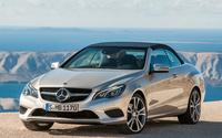 2014 Mercedes-Benz E-Class Cabrio wallpaper 1920x1200 jpg