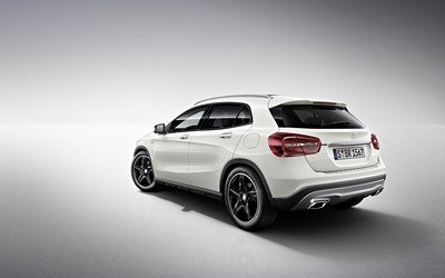 2014 Mercedes-Benz GLA [3] wallpaper