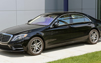 2014 Mercedes-Benz S550 wallpaper 3840x2160 jpg