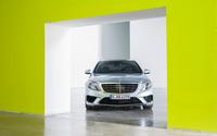 2014 Mercedes-Benz S63 AMG [2] wallpaper 2560x1600 jpg
