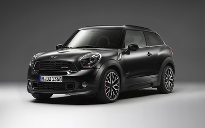 2014 MINI Cooper John Cooper Works wallpaper