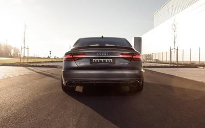 2014 MTM Audi S8 [6] wallpaper