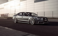 2014 MTM Audi S8 [2] wallpaper 2560x1440 jpg