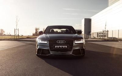 2014 MTM Audi S8 wallpaper