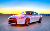2014 Nissan GT-R wallpaper 1920x1080 jpg