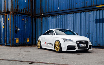 2014 Ok-chiptuning Audi TT RS [7] wallpaper