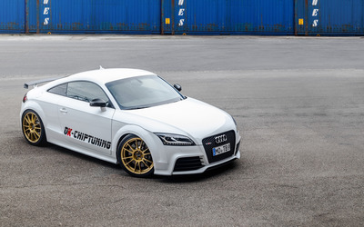2014 Ok-chiptuning Audi TT RS [3] wallpaper