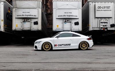 2014 Ok-chiptuning Audi TT RS [6] wallpaper