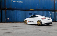2014 Ok-chiptuning Audi TT RS [5] wallpaper 2560x1600 jpg