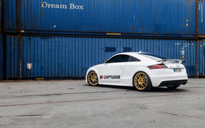 2014 Ok-chiptuning Audi TT RS [5] wallpaper